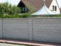 Betonmauer 1